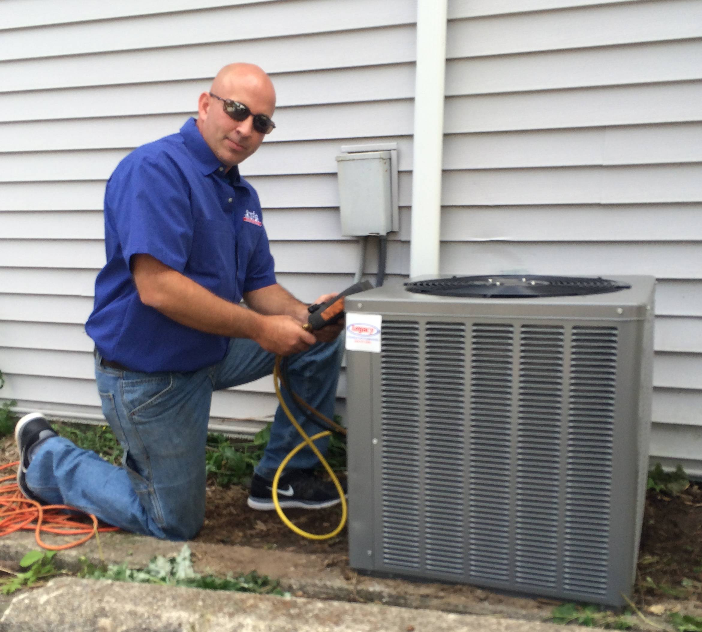 <p>Air Conditioning Repair Service</p>